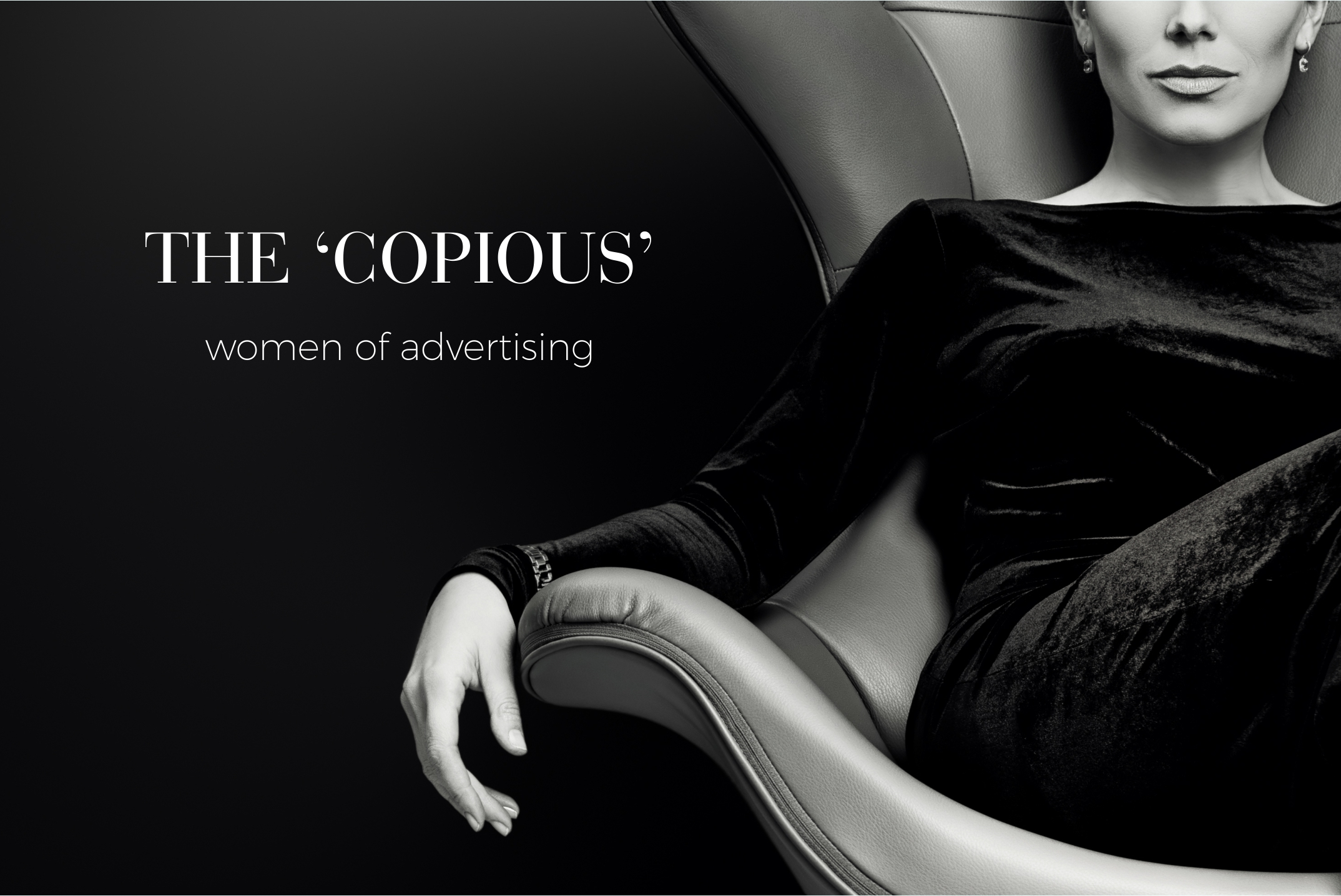 The 'copious' women of advertising